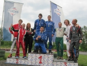 2015 - Kartsport Hořovice (23.5.)